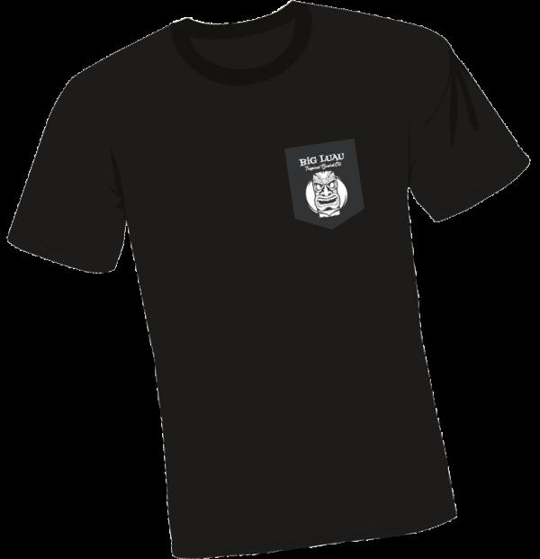 T-Shirt Big Luau (avec poche)
